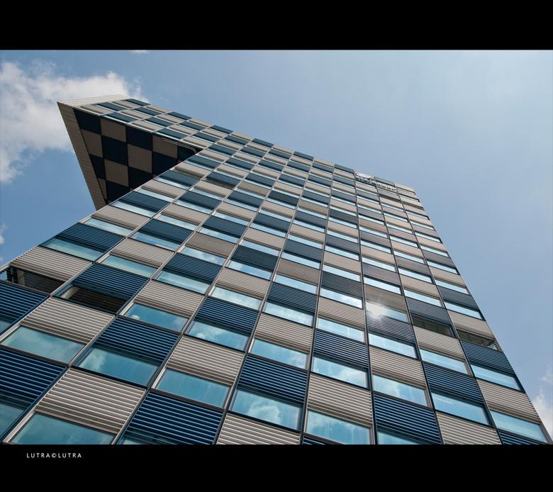 Rotterdam..49 - het Scheepvaart en Transport college in het Loydkwartier