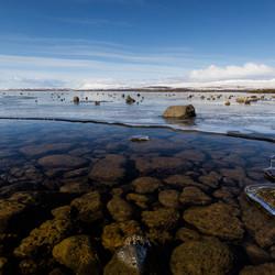 IJsland - Þingvallavatn
