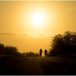 Sunrise @ Marloth Park