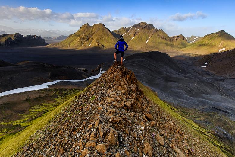 Zelfportret, Ijsland