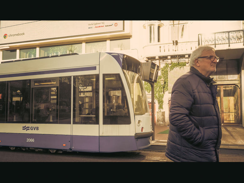 Transport - Voor zijn thema tijdens de Olympus Workshop georganiseerd door Zoom in Amsterdam koos mijn zoon transport. Hij is gefascineerd door alles