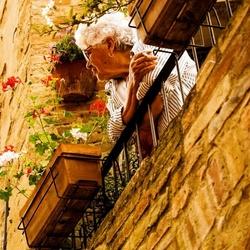 Straatfotografie Toscane
