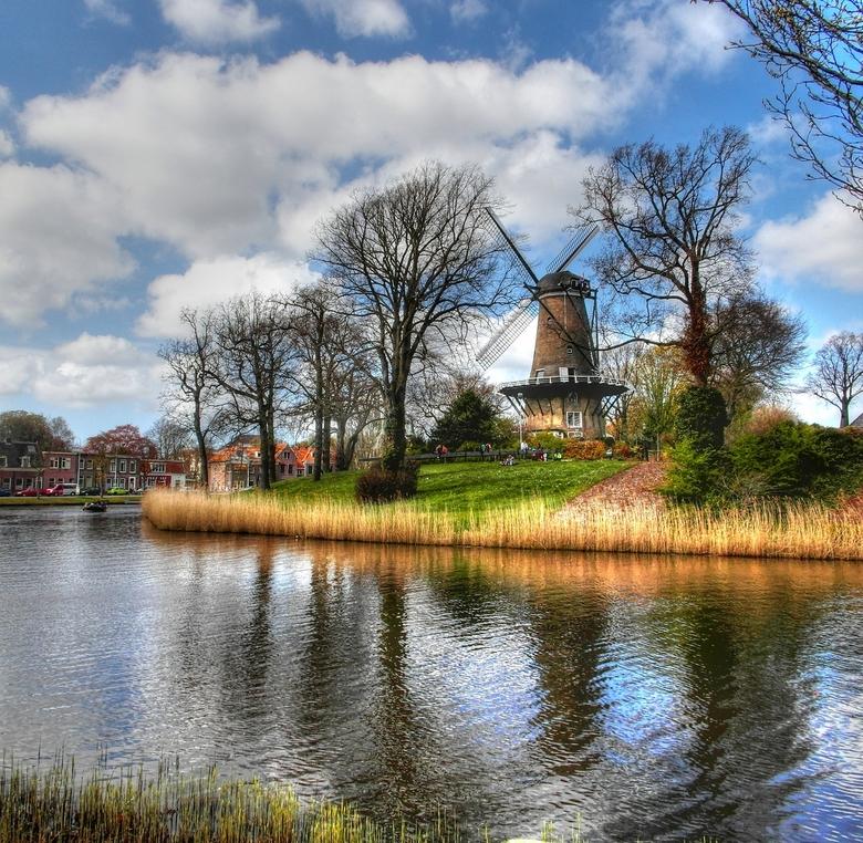 De molen van Piet - Alkmaar