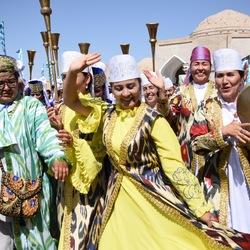 Silk&spices festival in Oezbekistan