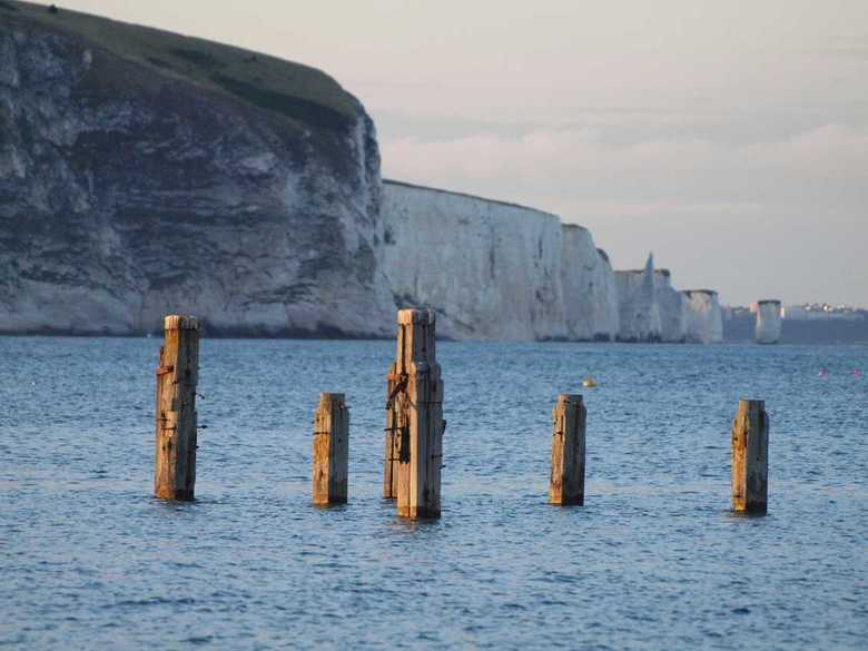 White clifs of Dover -