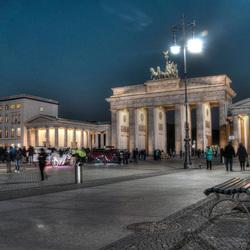 Berlijn Brandenburgertor