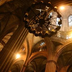 Kerk in Bacelona