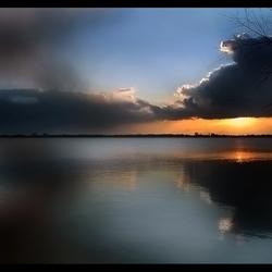 The sun comes down 2
