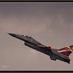 Deense F-16