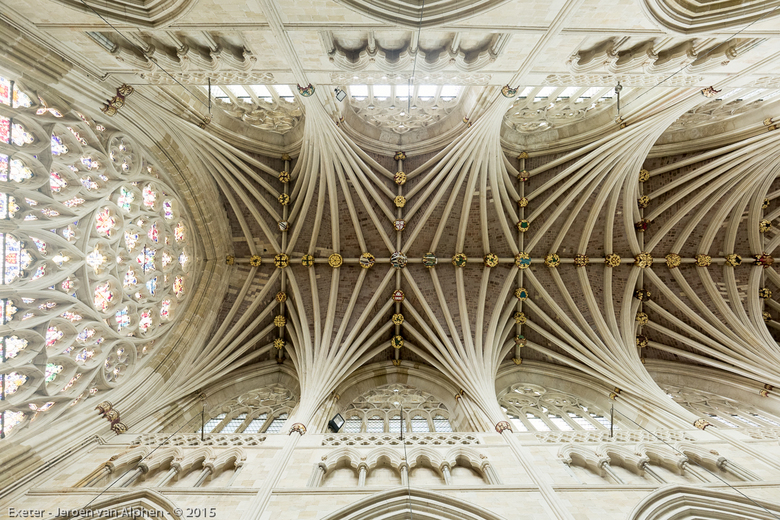 Exeter cathedral -