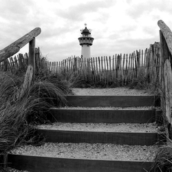 Stairway to the Lighthouse