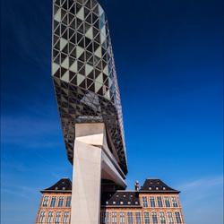 Havenhuis Antwerpen, oud & nieuw
