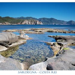 Costa Rei, Sardinie, Italie