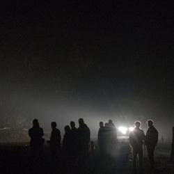 avond KP tijdens Euregiorally
