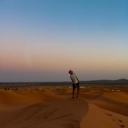Merzouga woestijn - Marokko