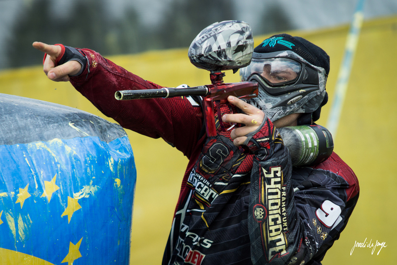 PAINTBALL EUROPEAN MASTERS BITBURG - Frankfurt Syndicate<br />