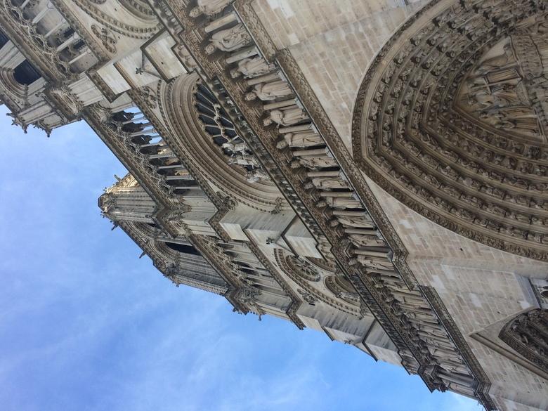 Notre dame, Parijs -