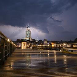 Deventer onweer
