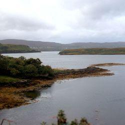 Landschapje  eiland Skye