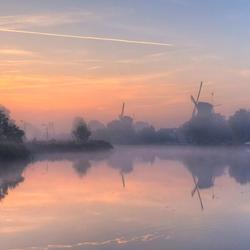 De molens in Weesp
