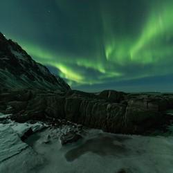 Lofoten - noorderlicht2