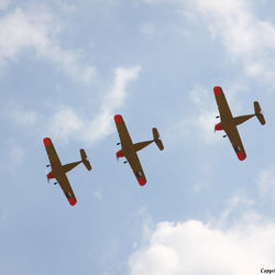 Historische Fokker vliegtuigen S-11