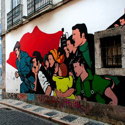 Graffiti Lissabon 01