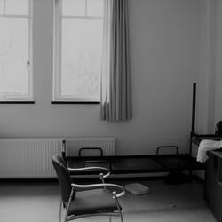 Leegte in psychiatrische kliniek
