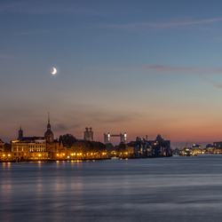 Dordrecht in the Blue Hour - part two