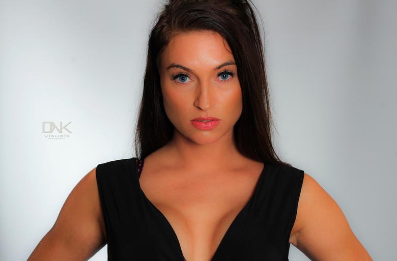 GirlBoss - Een van mijn vaste modellen.. deze Topper:  Sharon