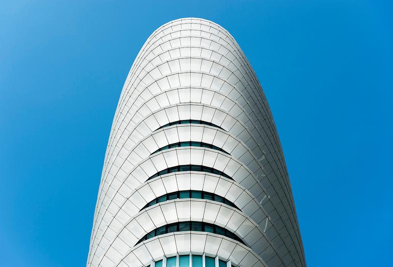 """Zoomdag Architectuur Groningen: 'Cruiseschip' - Geprobeerd de bijnaam te verbeelden <img  src=""""/images/smileys/smile.png""""/>"""