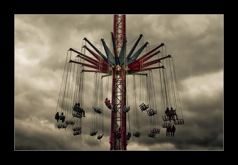 Hang in there - Wachten op het plezier wat komen gaat.<br /> <br />