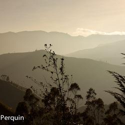 Sunrise in Chugchilan