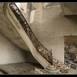 Urbex @ France: Chateau in Bram