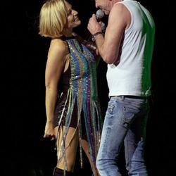 Michelle en Matthias Reim