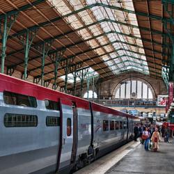 Gare du Nord hdr