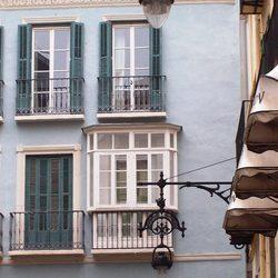 Balkons in Figueres