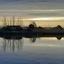 Donkere wolken, boven Krimpen aan den IJssel