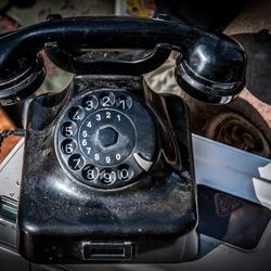 Telefoon...