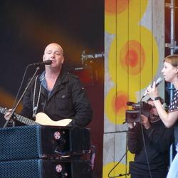 Paskal en Stevie Ann
