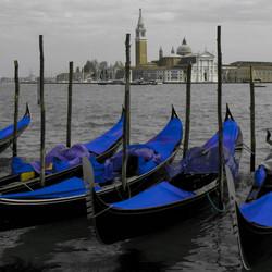 Venetië, zonsopgang