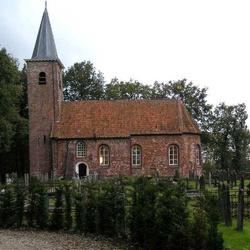 Nederland Mauritiuskerk Marsum