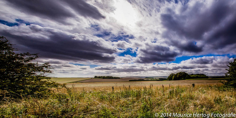 Salisbury Plains - Uitzicht op de Salisbury Plains