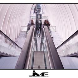 Luik-Guillemins (2): Elevators