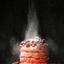 Ankes cakes: aardbei