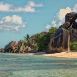 Source D´Argent,  The Seychelles