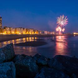 Vuurwerk Oostende