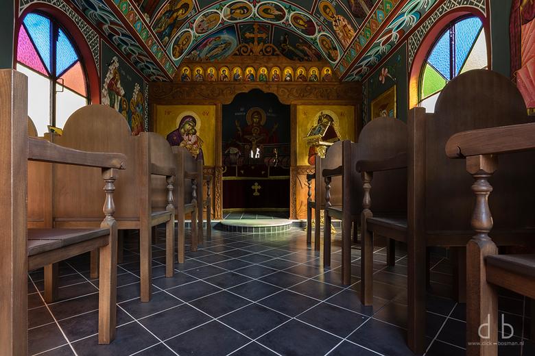 The Praying Chapel - Wanneer een familielid in Griekenland ernstig ziek is bidde familie om genezing. Wanneer hun dierbare dan zal genezen beloven ze
