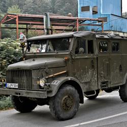 Borgward Kübelwagen B 2000 A-O 1958 (1367)