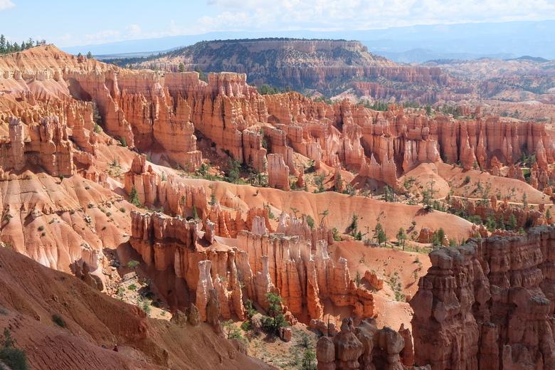 DSCF1886 - fantastische gewaarwording in natuurpark Bryce Canyon